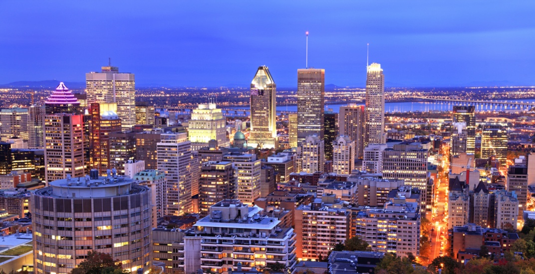 You can fly from Vancouver to Montreal for $338 return