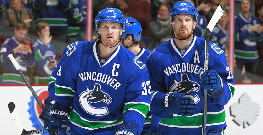 The Sedins aren't the Canucks' first line anymore