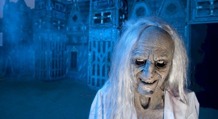 Face your fears during Fright Nights at Playland this Halloween season