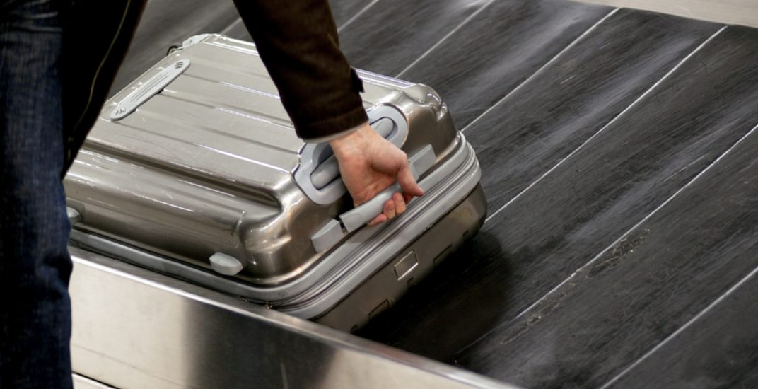Vancouver man arrested after series of baggage thefts at YVR