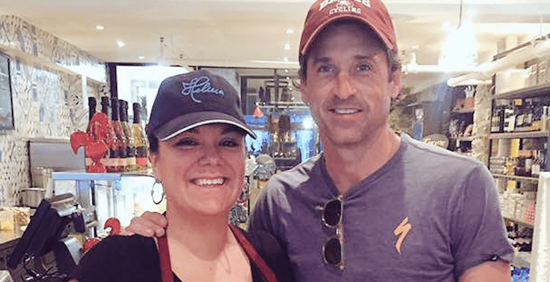 FYI: McDreamy is in Montreal right now (PHOTOS)