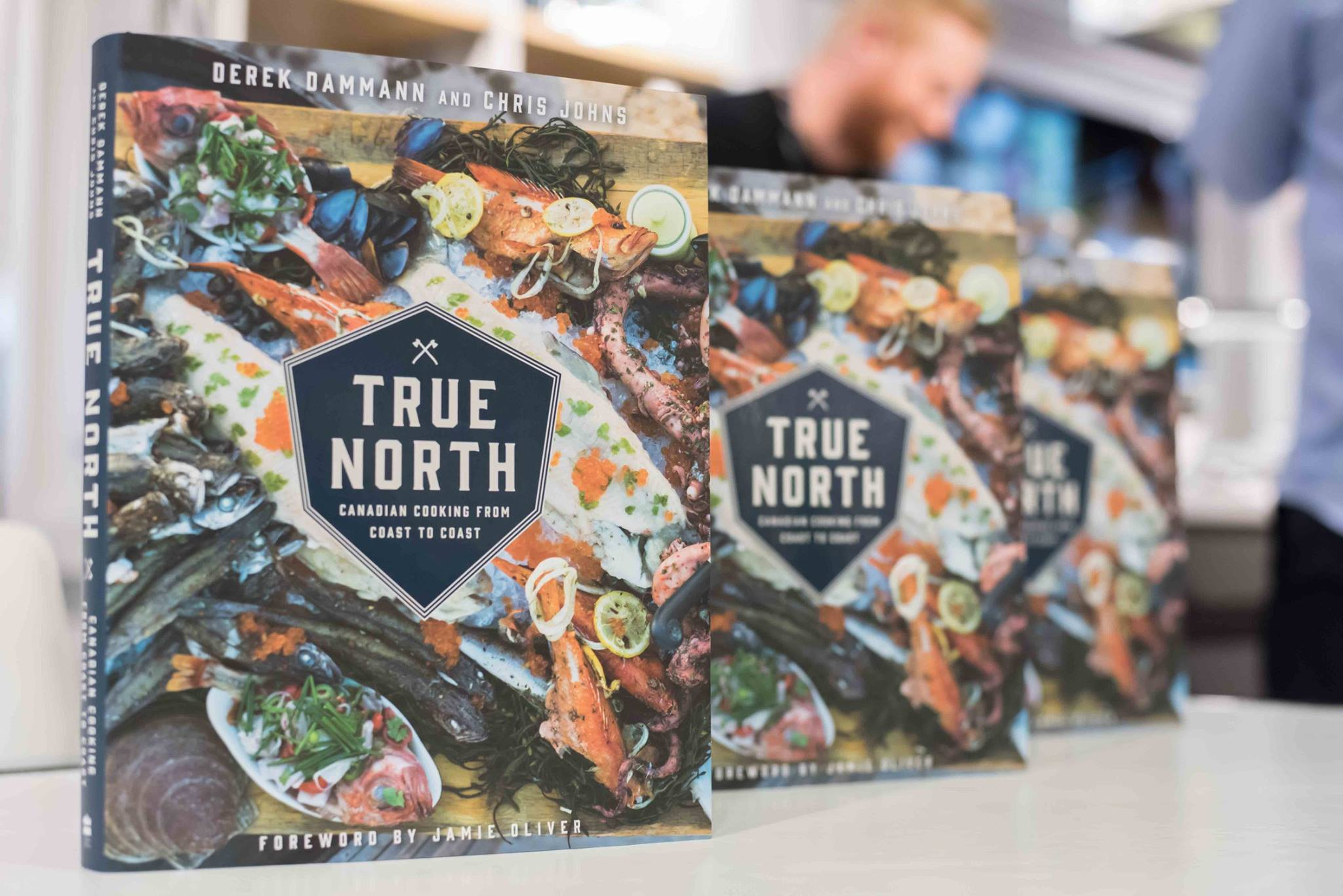 Taste Canada Awards cookbook true north