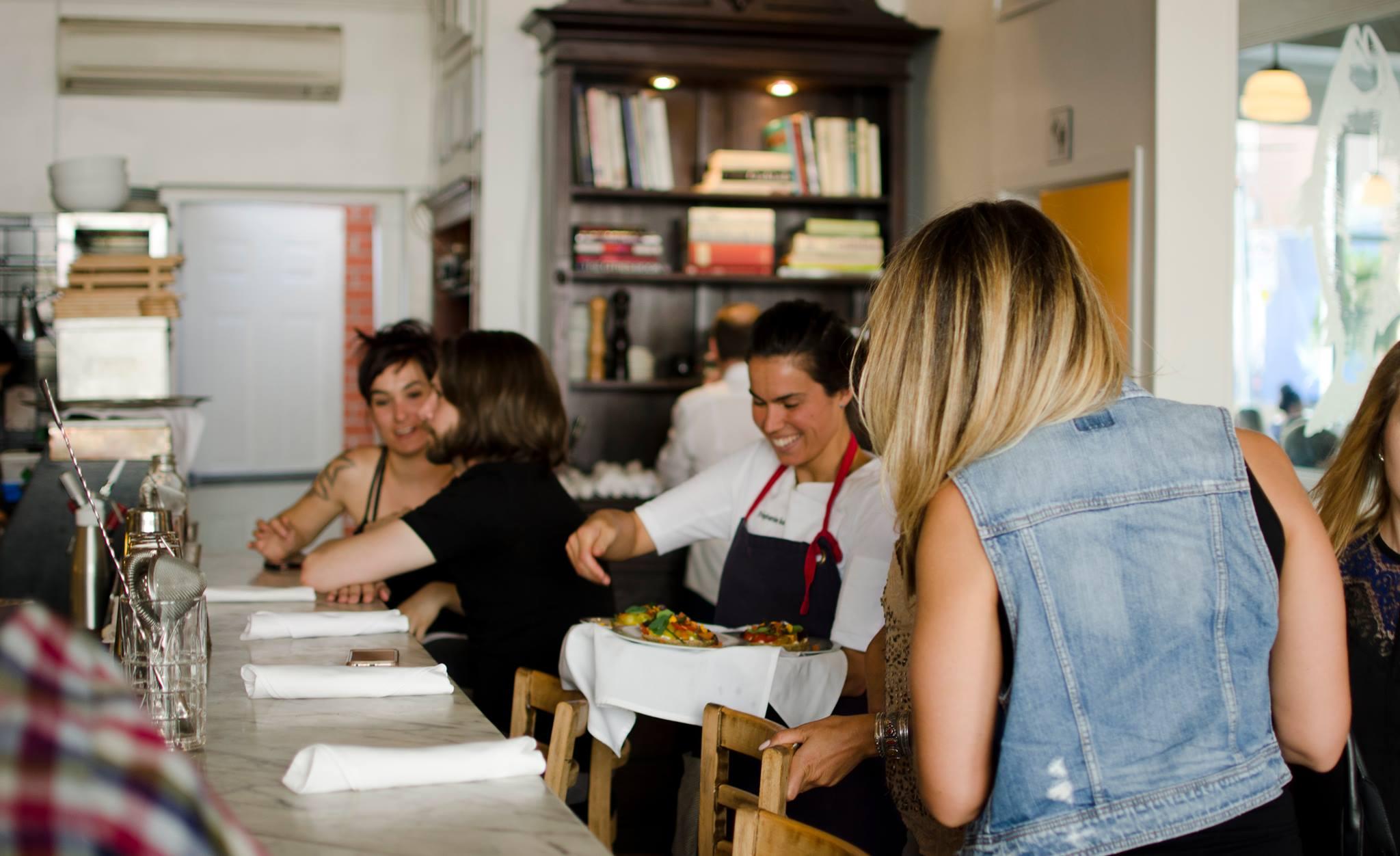 Les Femmes Chefs de Montréal