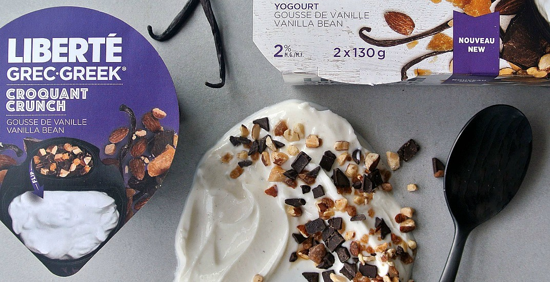 Coconut crunchliberte%cc%81 greek crunch