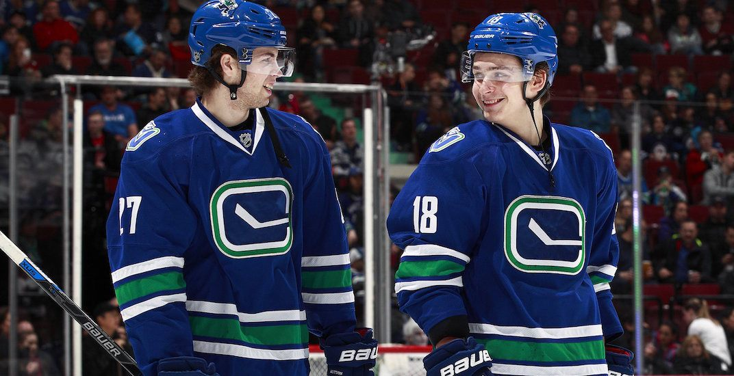 Virtanen should score a bunch of goals: A look at the underlying numbers