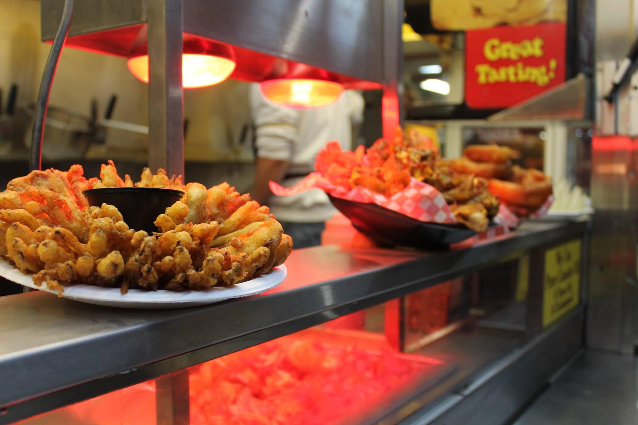 Markham Fair food events