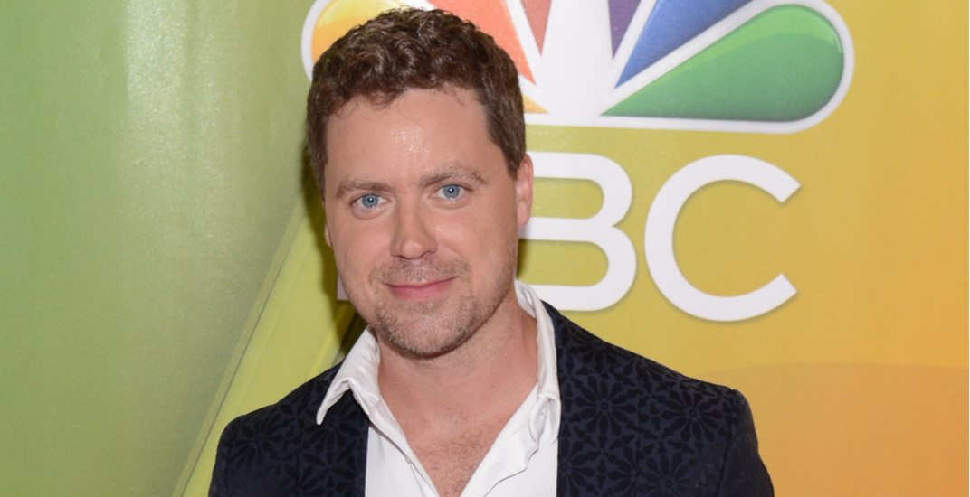Greg Poehler attends the NBC Upront Presentation at Radio City Music Hall in New York City.