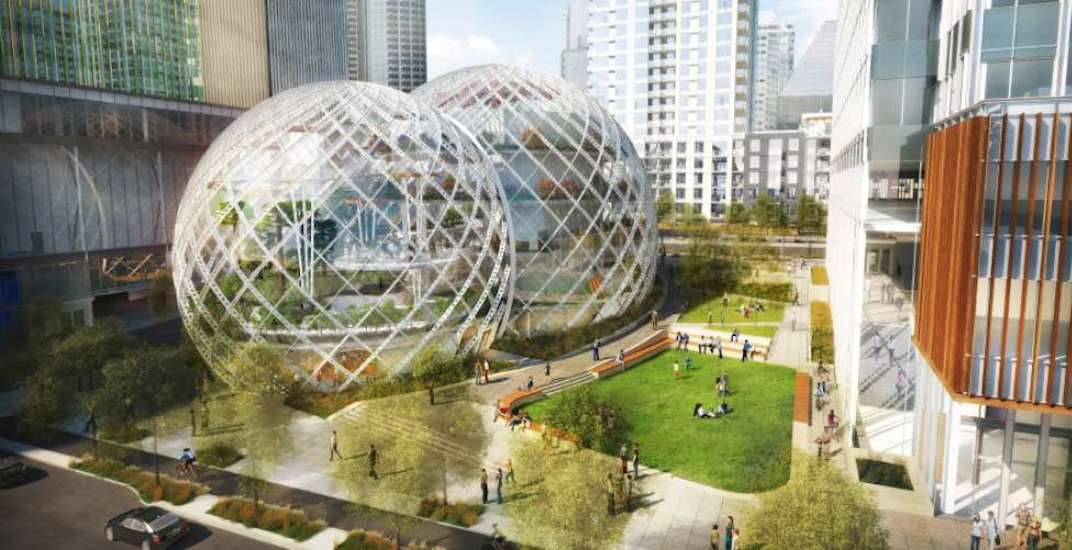 Amazon officials were just in Toronto checking out the city for HQ2 bid