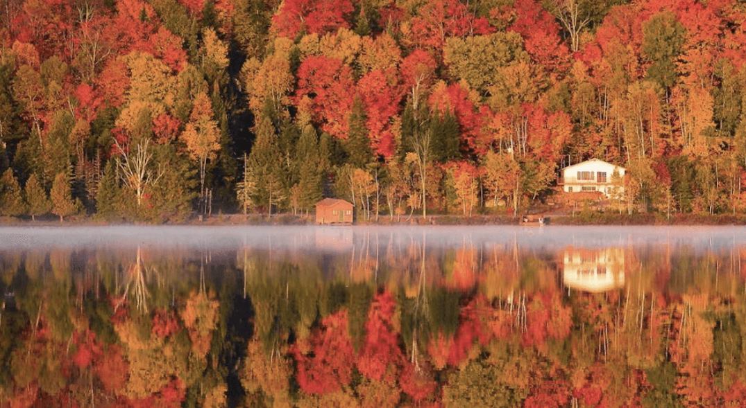 9 fall hikes near Montreal you have to take this year