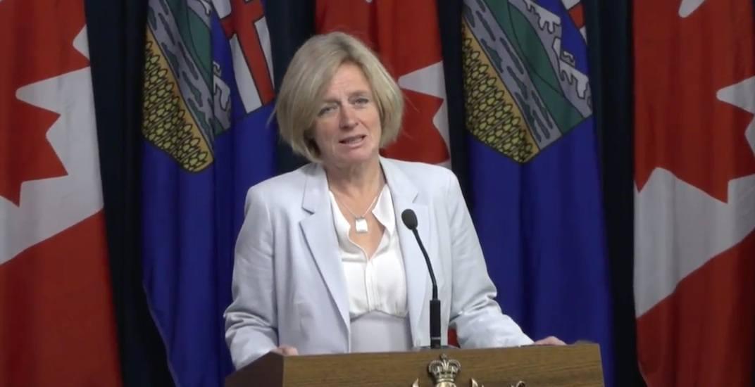 Premier Rachel Notley condemns Edmonton terror attack