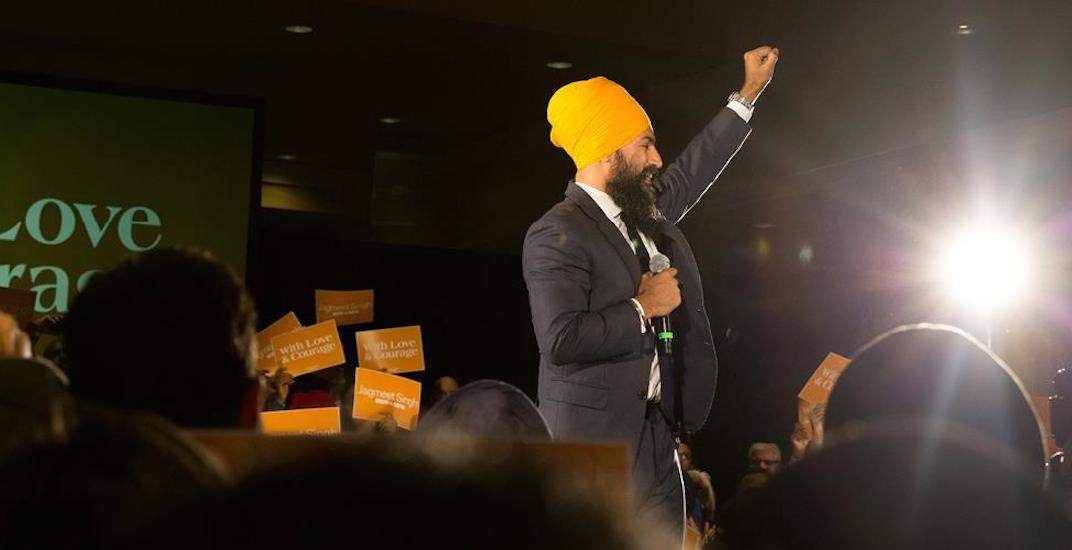 It's official: Federal NDP leader Jagmeet Singh to run in Burnaby South byelection