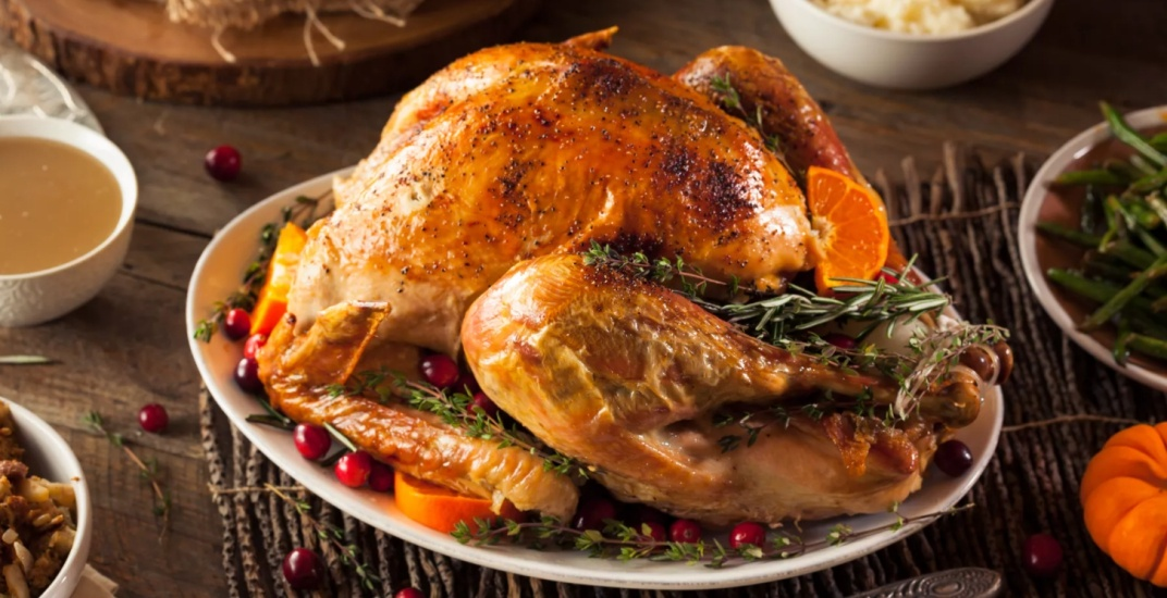 15 restaurants serving Thanksgiving dinner in Toronto this year