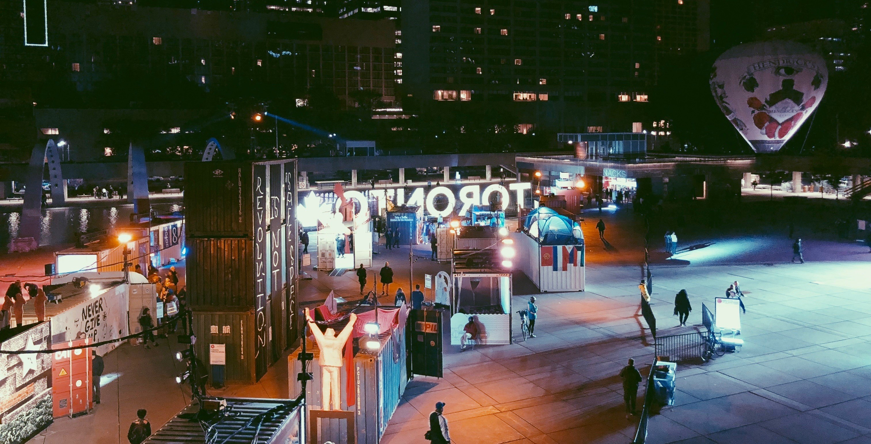 Nuit Blanche through the eyes of a Toronto photographer (PHOTOS)