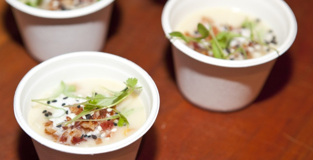 12 chefs to battle it out at Chowder Chowdown in Vancouver this fall