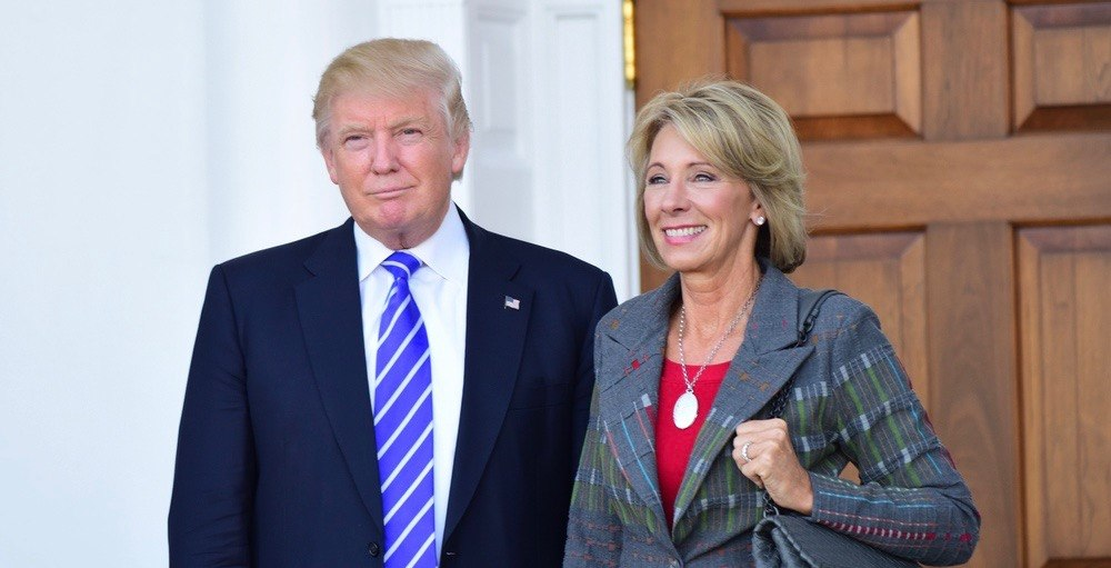 Reports: US Education Secretary Betsy DeVos coming to Ontario schools