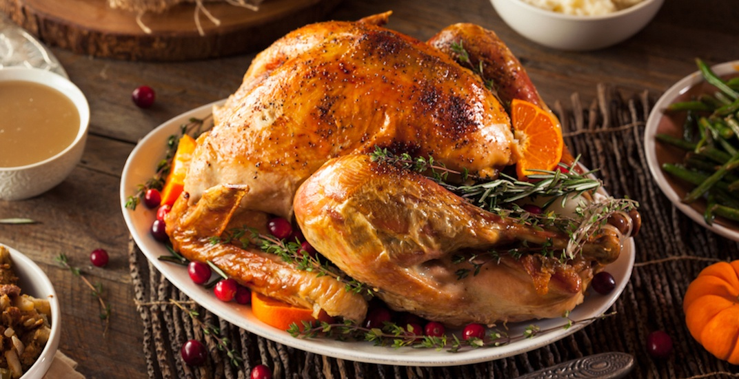 8 places in Calgary serving Thanksgiving dinner