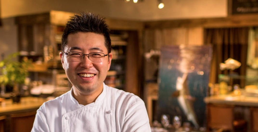Montreal Chef Antonio Park is taking over a Toronto restaurant