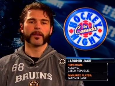 jagr hockey night in canada