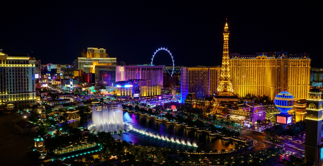 Now you can fly from Calgary to Las Vegas for $262 roundtrip