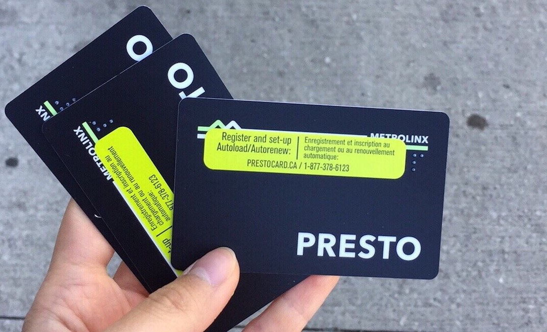 Post-secondary PRESTO passes are now available for students
