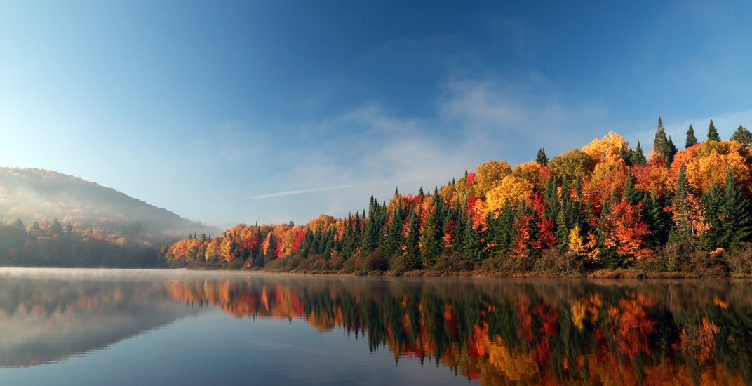 The 8 best places to see the leaves change within 3 hours of Montreal
