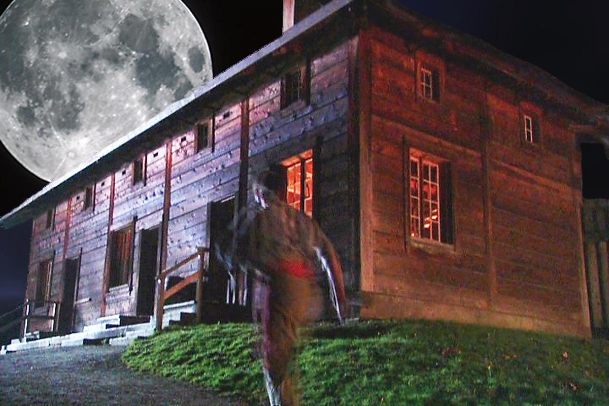 Halloween promo image parks canada