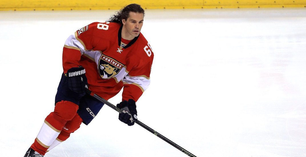Jagr signing is more than just a good PR move for Flames