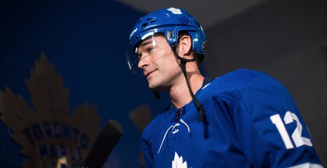 patrick marleau maple leafs