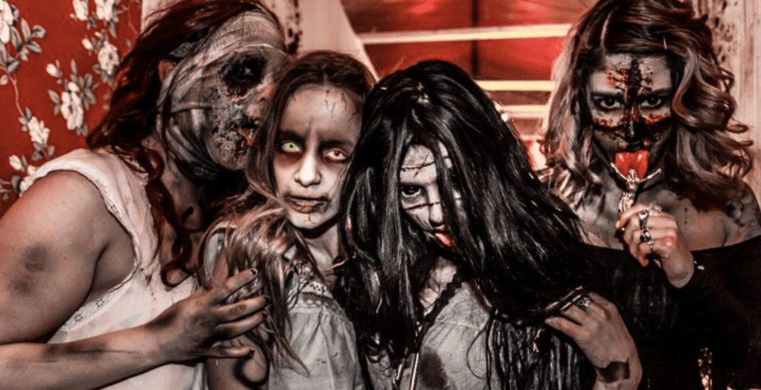 This is the most horrifying Halloween event in Montreal (VIDEO)