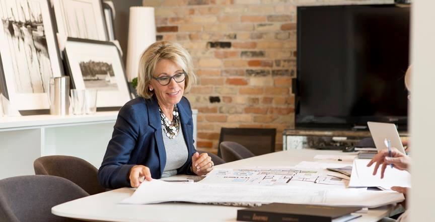 The Elementary Teachers' Federation of Ontario slams Betsy DeVos visit