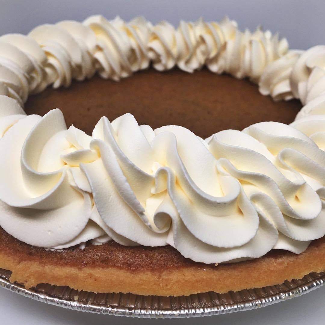 san remo pumpkin pie