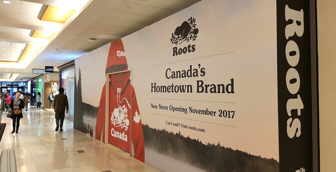 Roots to expand Vancouver presence with new Pacific Centre store