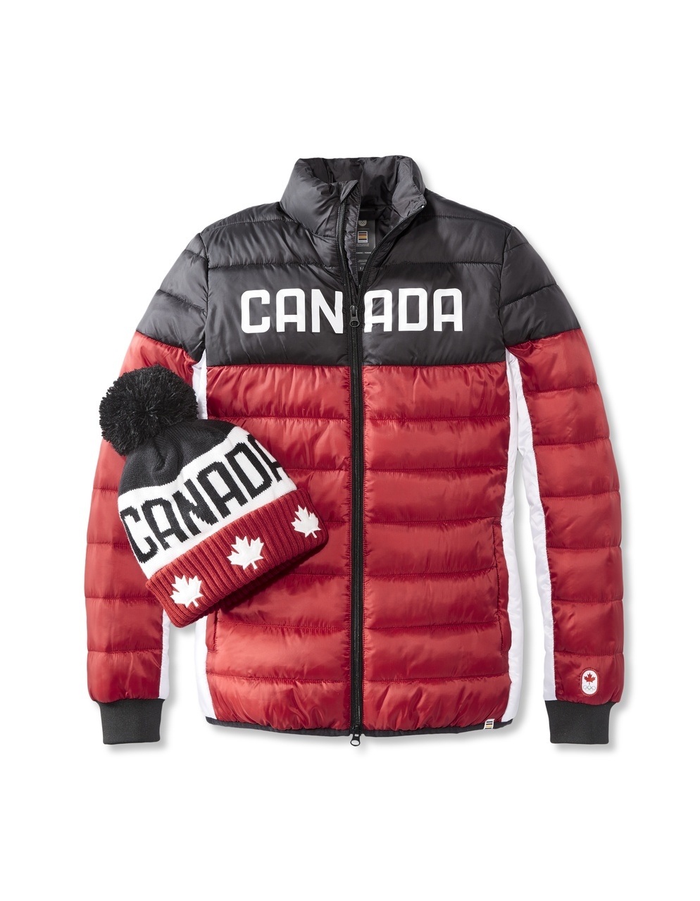 Hudsonu0026#39;s Bay reveals Canadau0026#39;s 2018 Winter Olympic collection (PHOTOS) | Daily Hive Vancouver