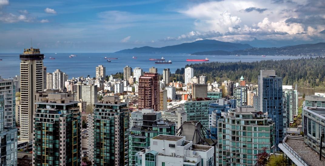 Vancouver sunshine