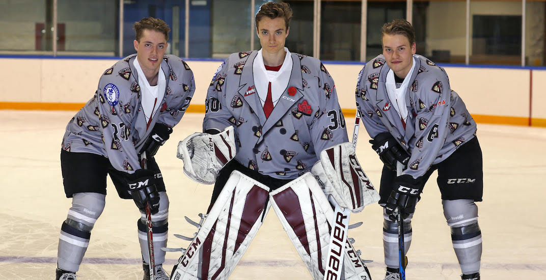 Vancouver Giants to wear Don Cherry jerseys on Saturday (PHOTOS)