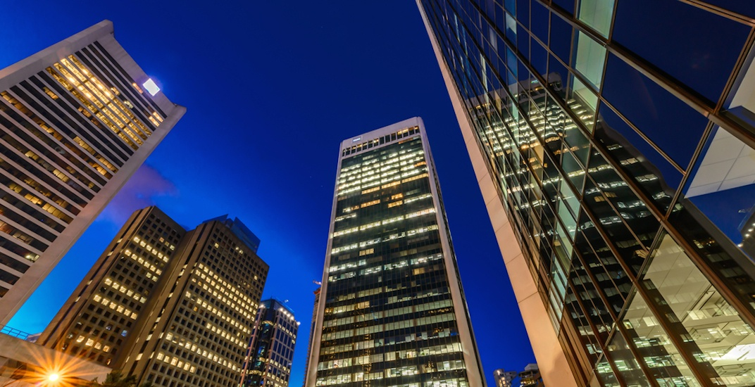 Vancouver bentall office
