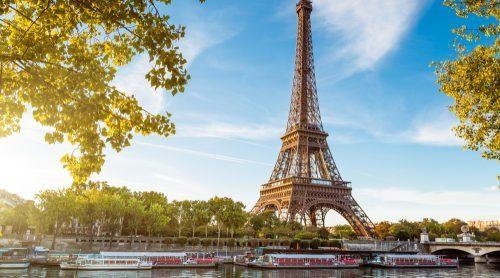 Vancouver to Paris