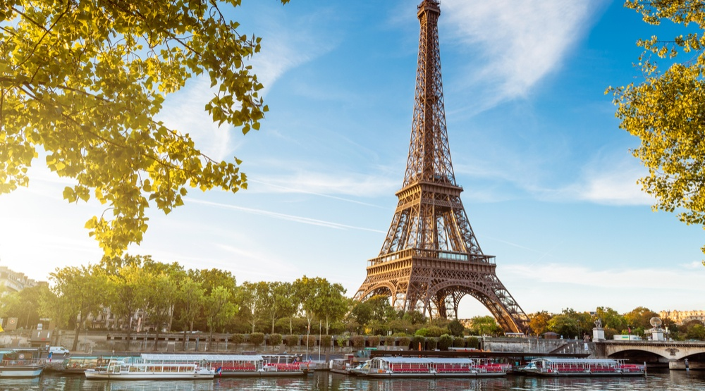 You can fly from Montreal to Paris for $454 return this summer and fall