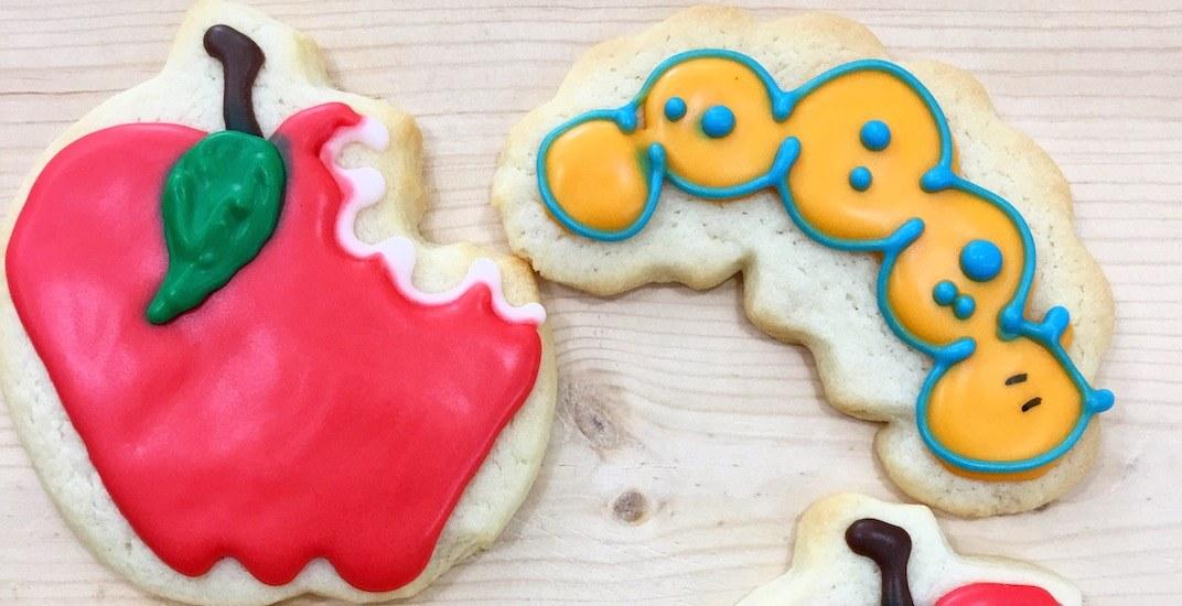Apple sugar cookies by sweet relief