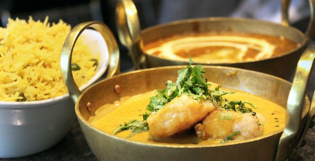 Fish goan curryindian fusion