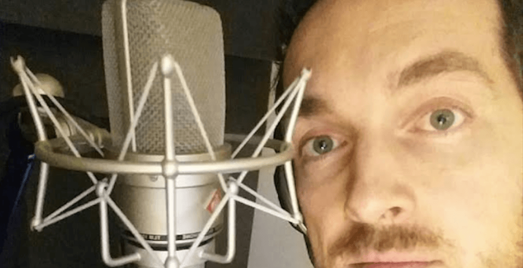 Vancouver's most interesting jobs: What it's like to be a voiceover actor