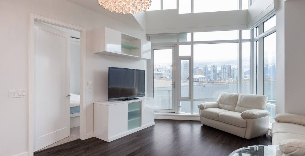 A Look Inside: Enjoy a private rooftop patio at this Olympic Village penthouse (PHOTOS)