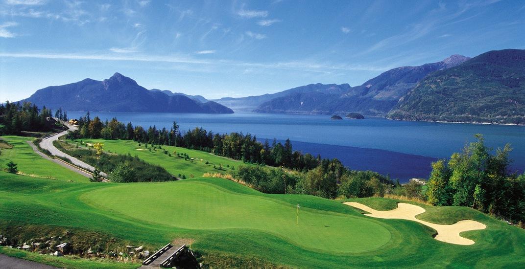 Furry crek golf course 2