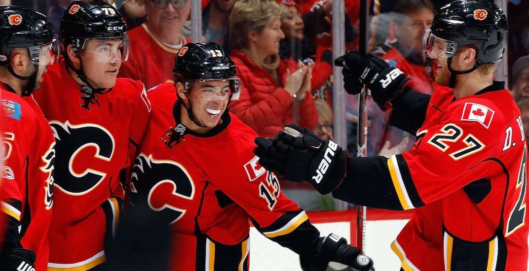 Here's how much money every Calgary Flames player will make this season
