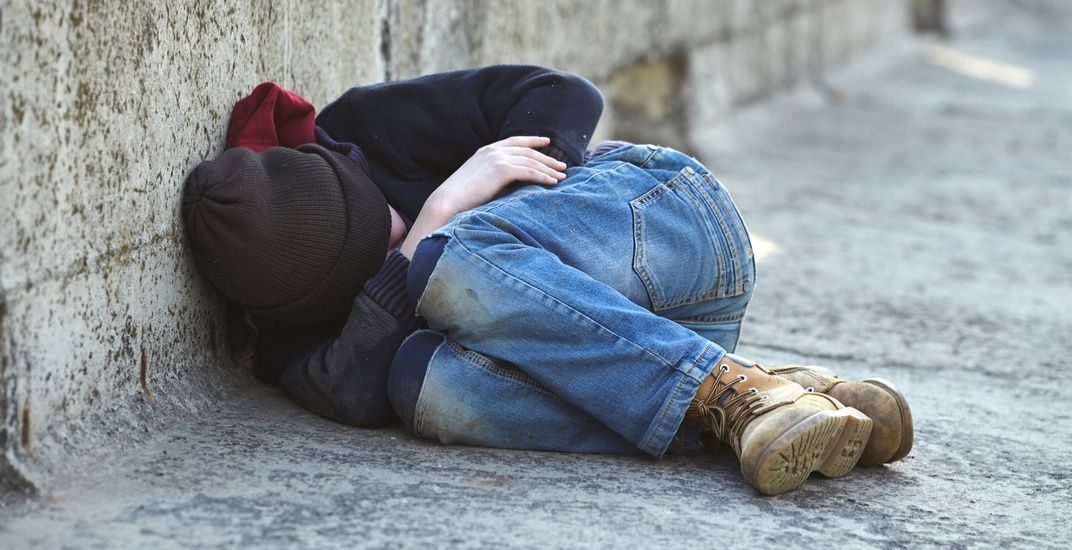Sitting or sleeping on sidewalks in this BC city could land you a $100 fine