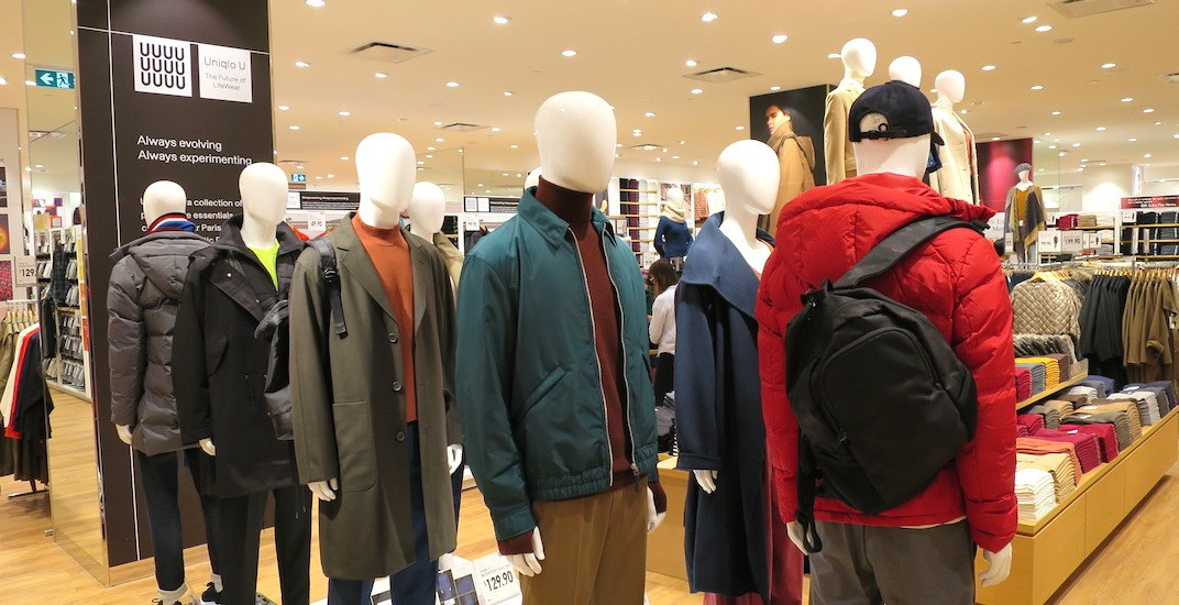 21 photos inside Vancouver's first UNIQLO store