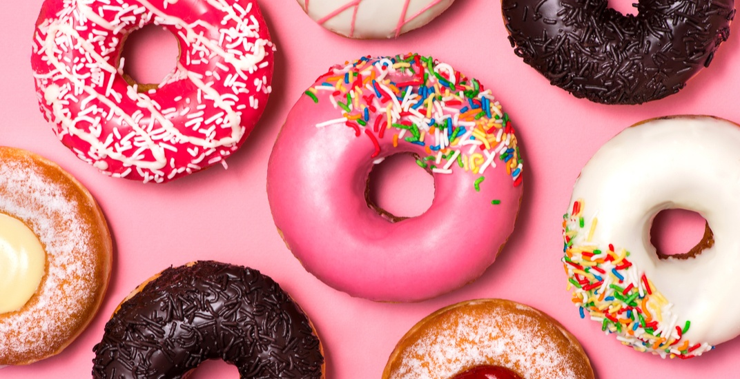 Google is hosting a free donut pop-up in Toronto this month