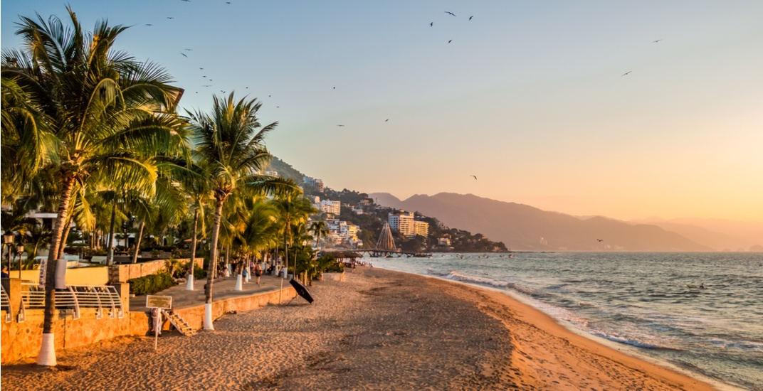 Flights from Calgary to Puerto Vallarta, Mexico going for just $357 return