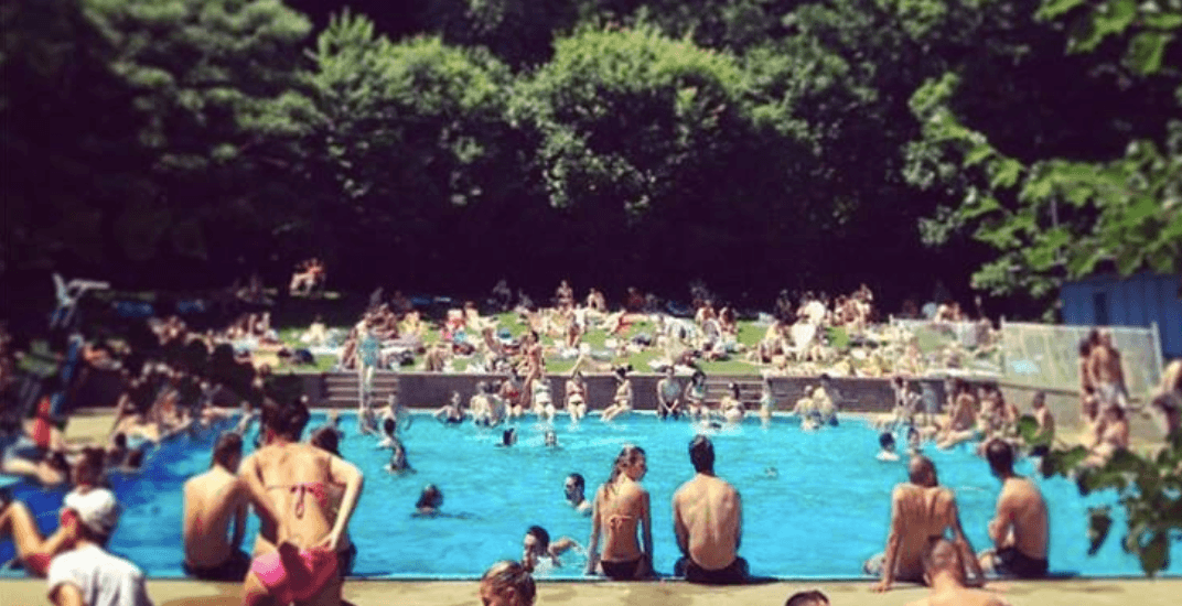 Val Rie Plante Promises To Transform Mount Royal Pool Into Park Paradise For Families Daily