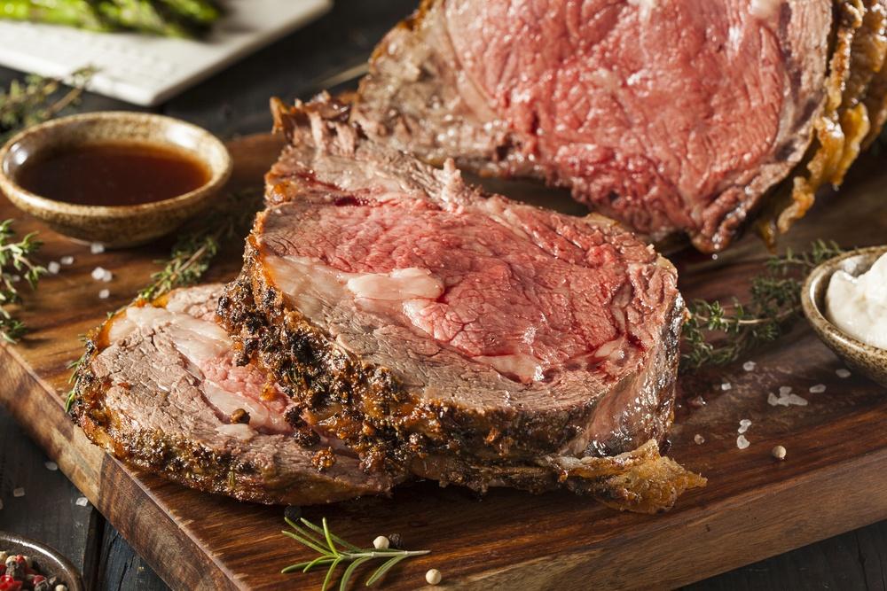 prime rib roast meat